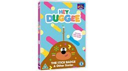 Hey Duggee The Stick Badge & Other Stories DVD out 26th March