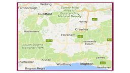 Changes for Freeview viewers in the Guildford and Brighton areas