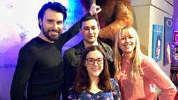 Join BBC Radio 2 for Funny Fortnight - Comedy Showcase beginning 23 April