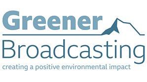 Greener Broadcasting logo