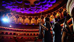 BBC announces outcome of competitive tender for TV coverage of the BBC Proms