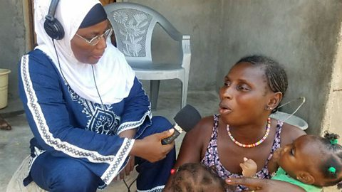 Protecting pregnant women and children from malaria in Sierra Leone