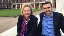 Jennifer Saunders to front BBC One Chelsea Flower Show special with Adam Frost