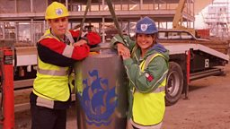 'Dug up' Blue Peter millennium time capsule set to go on UK tour