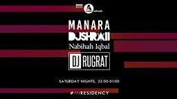 Nabihah Iqbal, DJ Rugrat, DJ Manara and DJ SHRAII lead the new line-up for BBC Asian Network's Residency
