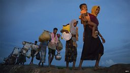 What matters now? The Rohingya crisis, one year on.