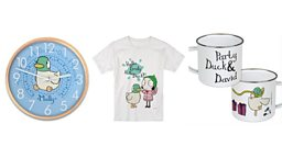 BBC Studios licensee Star Editions launches Sarah & Duck customisable online gift shop