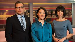 BBC Wales Today announces new presenting team