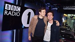 Nick Grimshaw and Greg James to swap Radio 1 shows