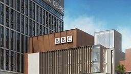 BBC to build a new legacy in East London