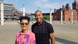 New names join BBC Radio Wales' weekend line-up