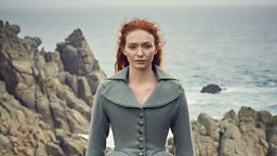 Poldark stars return to Cornwall for final sneak preview