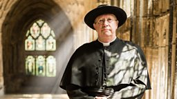 Crime-solving cleric returns to BBC One Daytime
