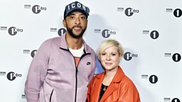 1Xtra appoints DJ Target and Sarah Beaumont as joint music leads