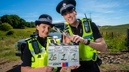 Criminally funny comedy - Scot Squad returns for a new series
