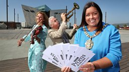 BBC Proms in the Park returns to Titanic Slipways in Belfast