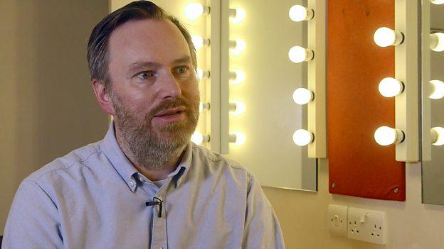 BBC Writersroom interviews... James Cary