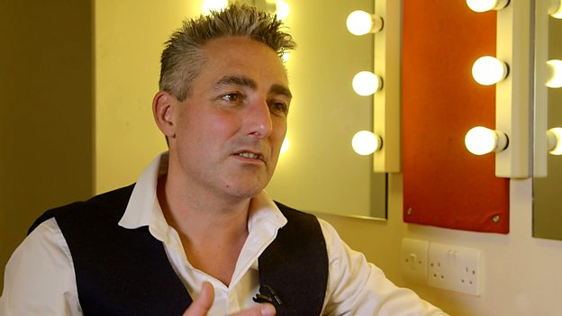 BBC Writersroom interviews... Matthew Hall