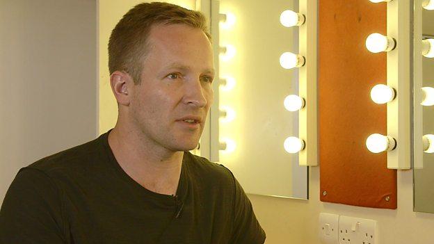 BBC Writersroom interviews... Peter Foott