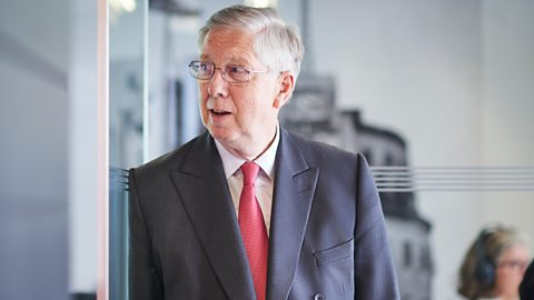Speech by Sir David Clementi, Chairman of the BBC at the University of Salford