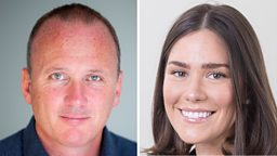 News anchors announced for BBC Scotland television channel