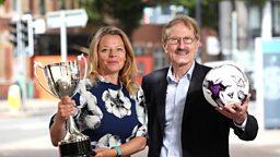 BBC Sport NI and SuperCupNI sign new three-year deal