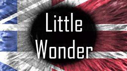 Little Wonder Short Radio Play Competition