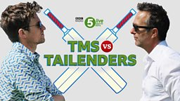 TMS and Tailenders go head-to-head in star-studded cricket event
