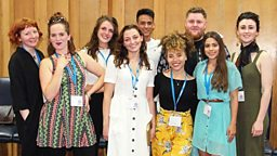 BBC Soundstart 2018 - the Carleton Hobbs Bursary & Norman Beaton Fellowship