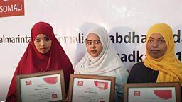 BBC News Somali Young Female Poet 2018 award revealed