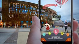A new app to show the National Eisteddfod in Cardiff from a different perspective