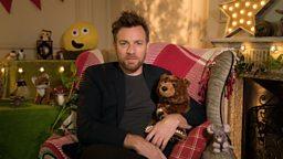 Ewan McGregor to read a CBeebies Bedtime Story