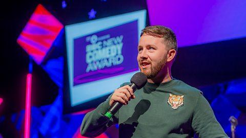 BBC New Comedy Award winner 2018