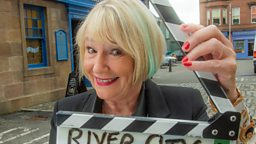 Barbara Rafferty's back in River City - but not as you know her!