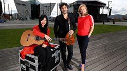 BBC Proms In The Park to light up the Titanic Slipways in Belfast