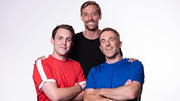That Peter Crouch Podcast scores second run