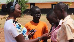 With Her: breaking barriers to education for girls in South Sudan
