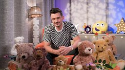Orlando Bloom to read a CBeebies Bedtime Story