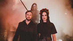 Samhain Live - BBC Two Northern Ireland/Radio Ulster/Radio Foyle