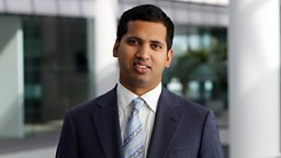 Faisal Islam appointed as the new Economics Editor for BBC News