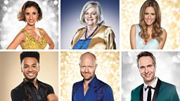 Strictly Come Dancing announces the glittering line-up for this year's Christmas Special