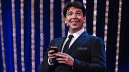 Michael McIntyre takes a look back at the best moments from his Big Show in Michael McIntyre's Big Laughs
