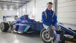 Billy Monger to receive Helen Rollason Award at BBC Sports Personality of the Year 2018