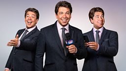 Michael McIntyre's Big Show - series four