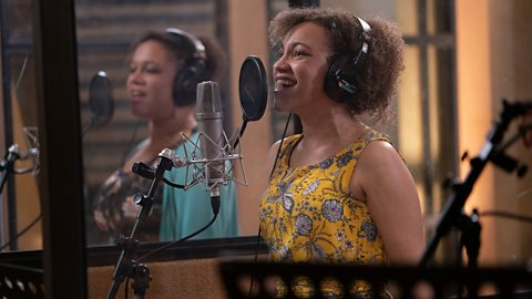 The Recording Studio comes to BBC One