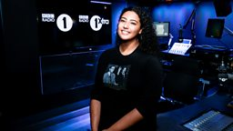 Tiffany Calver is the new host of the BBC Radio 1 and 1Xtra Rap Show