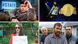 Funny Firsts - BBC Scotland showcases a multi-platform collection of new comedy on TV, radio and iPlayer