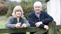 Rachel and Stanley Johnson, JB Gill, Stuart Maconie and more embark on BBC One's River Walks