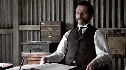 Interview with Matthew Rhys (Billy Winters)