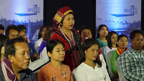 Khan Sar Kyi: A national discussion for understanding and peace